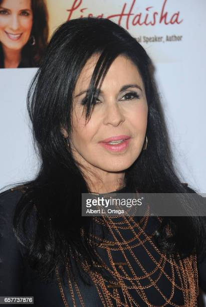 Actress Maria Conchita Alonso arrives for the Whispers From Children's Hearts Foundation's 3rd Legacy Charity Gala held at Casa Del Mar on March 24...