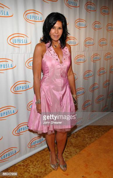 Actress Maria Conchita Alonso attends the 9th annual Lupus LA Orange Ball at the Beverly Wilshire Four Seasons Hotel on May 28 2009 in Beverly Hills...