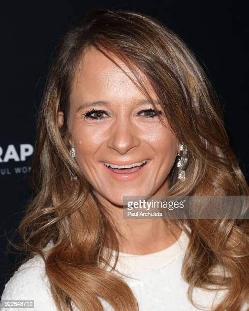 Actress Maria Elena Infantino attends TheWrap's 2018 'Women Whiskey And Wisdom' event celebrating women Oscar nominees at Teddy's at The Hollywood...