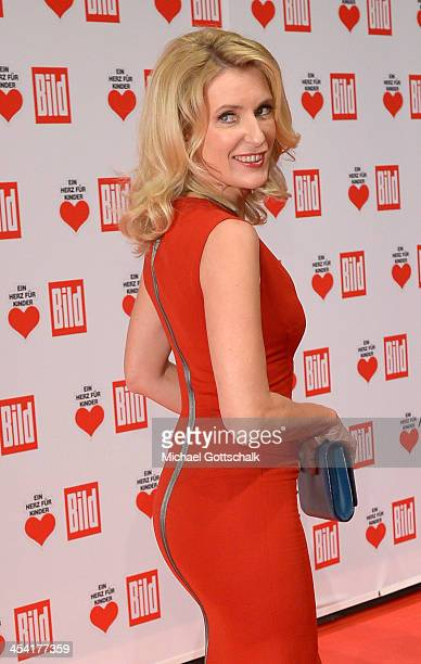 Actress Maria Furtwaengler attend the Ein Herz Fuer Kinder Gala 2013 at Flughafen Tempelhof on December 7 2013 in Berlin Germany