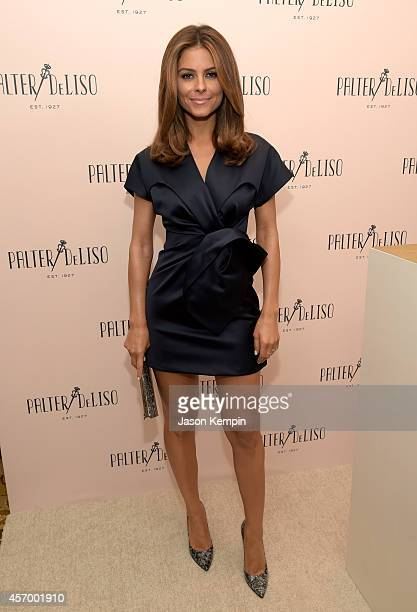 Actress Maria Menounos attends the 2014 Variety Power of Women presented by Lifetime at Beverly Wilshire Four Seasons Hotel on October 10 2014 in Los...