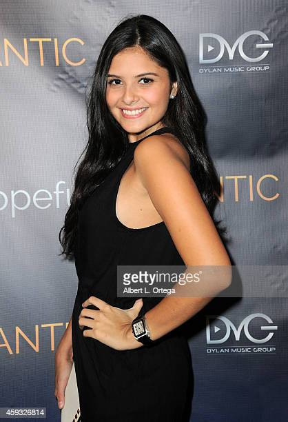 Actress Maria Mesa arrives for the Special Screening of Matt Zarley's hopefulROMANTIC With George Takei held at American Film Institute on November 9...