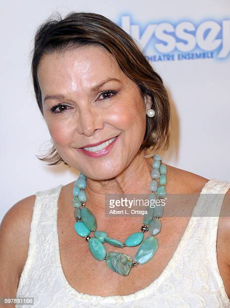 Actress Maria Richwine arrives for the Reading Of 'The Blade Of Jealousy/La Celsa De Misma' held at The Odyssey Theatre on August 29 2016 in Los...