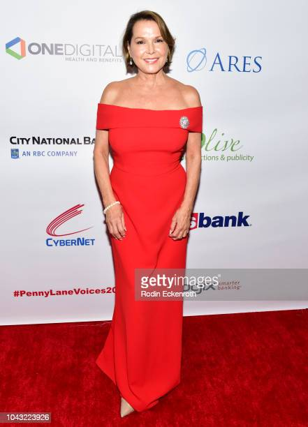 Actress Maria Richwine attends the 18th Annual Voices of Our Children Fundraiser Gala and Awards at Loews Hollywood Hotel on September 29 2018 in...