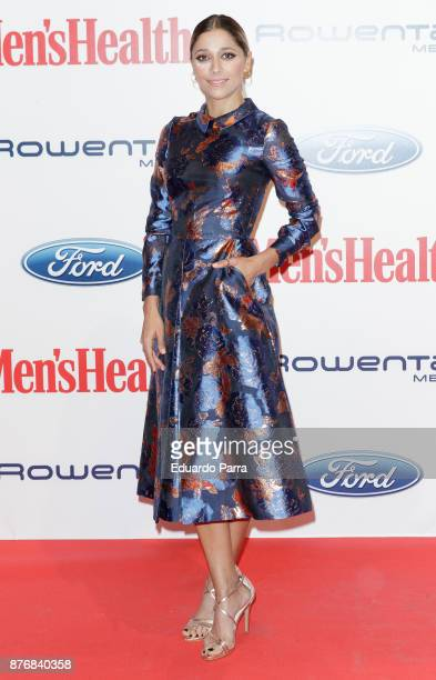 Actress Mariam Hernandez attends Men's Health 2017 Awards photocall at Goya theater on November 20 2017 in Madrid Spain