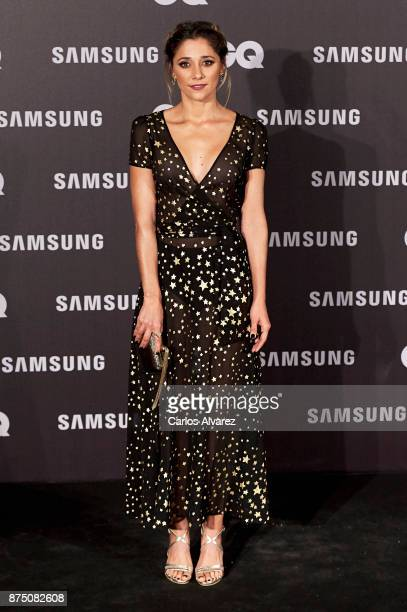 Actress Mariam Hernandez attends the 'GQ Men of the Year' awards 2017 at the Palace Hotel on November 16 2017 in Madrid Spain