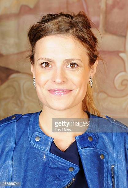Actress Marianna Palka attends the SAGIndie Actors Only brunch during the 2012 Sundance Film Festival held at Cafe Terigo on January 22 2012 in Park...