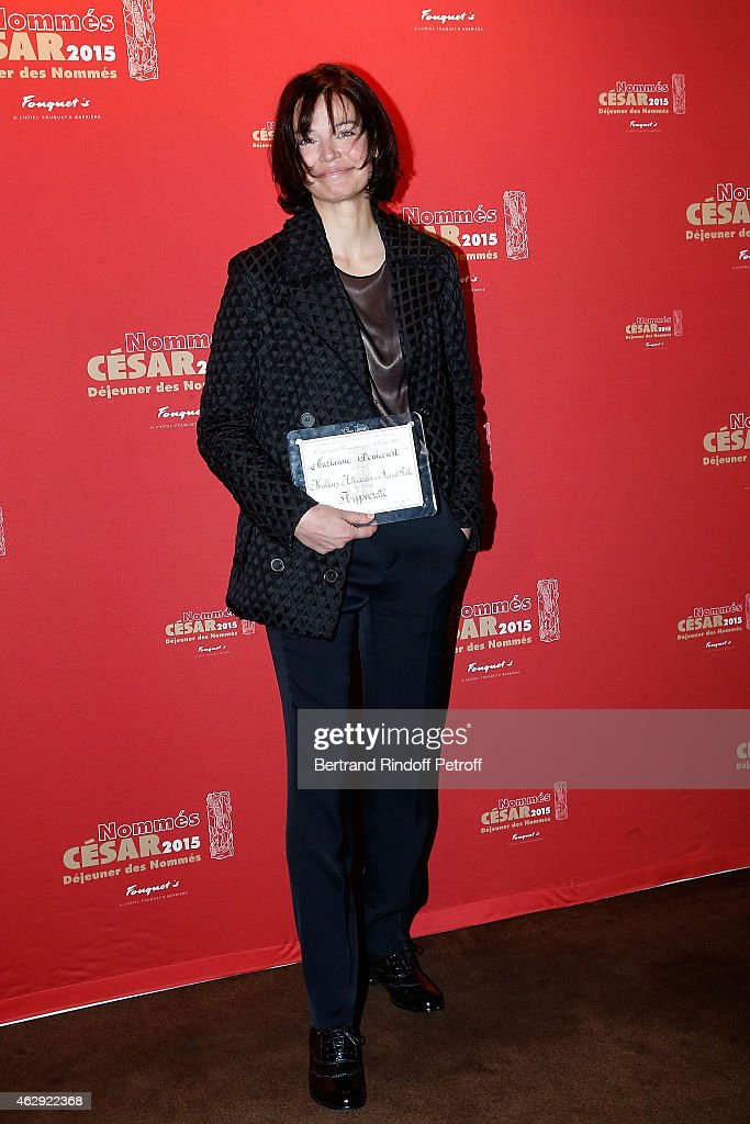 Cesar 2015 - Nominee Luncheon At Le Fouquet's