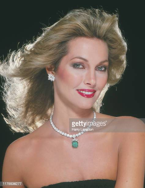 Actress Marianne Gordon poses for a portrait in 1979 in Los Angeles California
