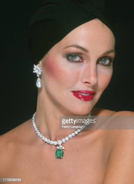 Actress Marianne Gordon poses for a portrait in 1979 in Los Angeles, California.