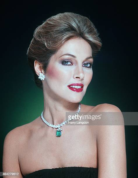 Actress Marianne Gordon poses for a portrait in 1987 in Los Angeles California