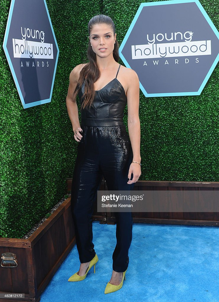 2014 Young Hollywood Awards Brought To You By Samsung Galaxy - Red Carpet : News Photo