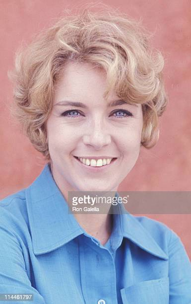 Actress Marie Dubois attends an exclusive photo session on October 1, 1968 in Rome, Italy.