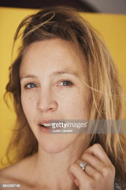 Actress Marie Kremer is photographed for Self Assignment on May 04 2017 in Paris France