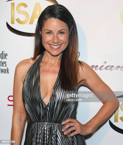 Actress Marie Wilson arrives at the 8th Annual Indie Series Awards at The Colony Theater on April 5 2017 in Burbank California