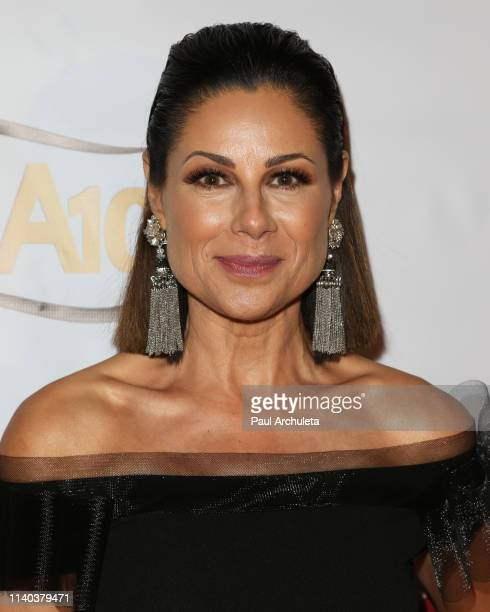 Actress Marie Wilson attends the 10th Annual Indie Series Awards at The Colony Theater on April 03 2019 in Burbank California