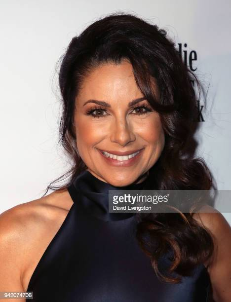 Actress Marie Wilson attends the 9th Annual Indie Series Awards at The Colony Theatre on April 4, 2018 in Burbank, California.
