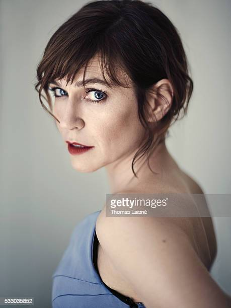 Actress MarieJosee Croze is photographed for Gala on May 18 2016 in Cannes France