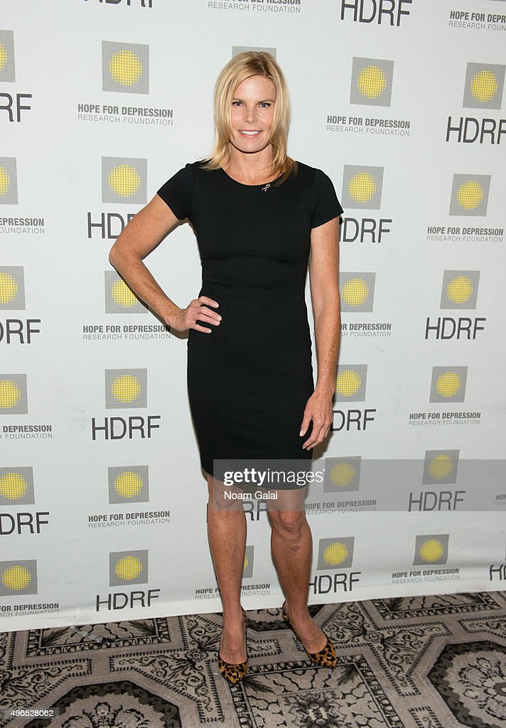 Actress Mariel Hemingway attends the 2015 Hope For Depression Research Foundation luncheon at 583 Park Avenue on November 10, 2015 in New York City.