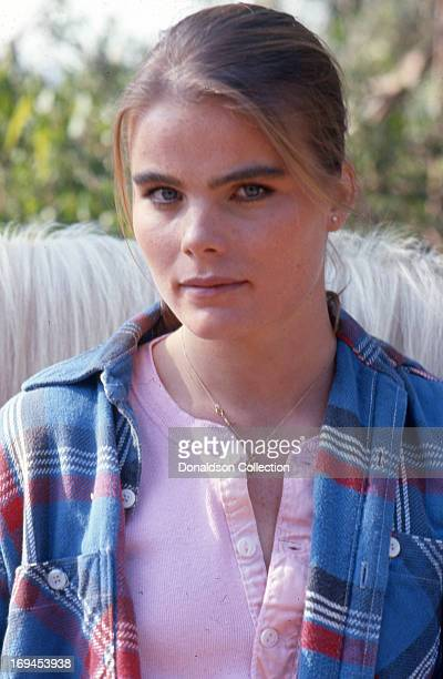 Actress Mariel Hemingway poses for a portrait in circa1982 in Los Angeles California
