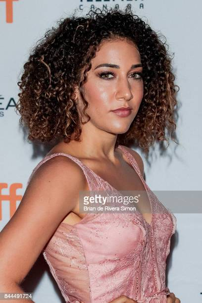 Actress Marielle Scott attends the 'Lady Bird' premiere during the 2017 Toronto International Film Festival at Ryerson Theatre on September 8 2017 in...