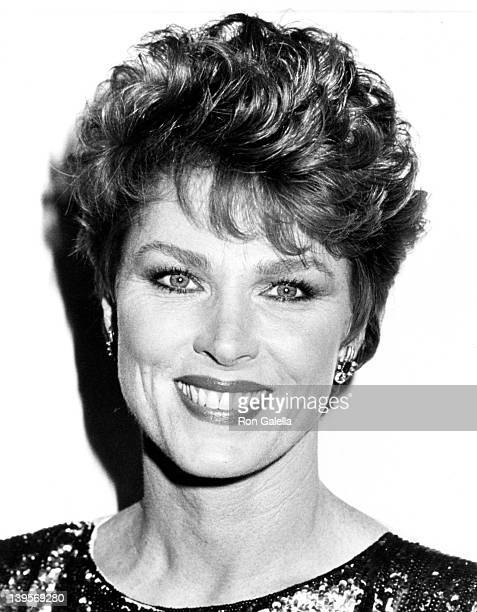 Actress Mariette Hartley attends 20th Annual Your Choice For The Film Awards on March 17 1985 at the Ambassador Hotel in Los Angeles California
