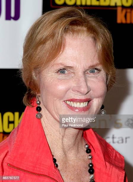 Actress Mariette Hartley attends The Comeback Kids Los Angeles Special Screening at Landmark Theatre on February 17 2015 in Los Angeles California