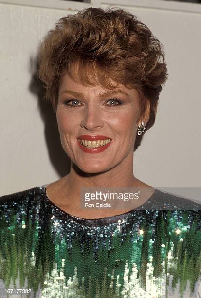 Actress Mariette Hartley attends the National Academy of Theatre Owners' 20th Annual Your Choice for the Film Awards on March 16 1985 at the Coconut...