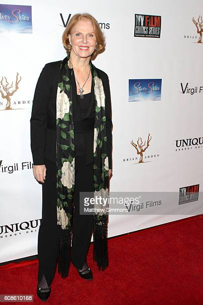 Actress Mariette Hartley attends the premiere of Roar Productions' Silver Skies at Westwood Crest Theatre on September 19 2016 in Westwood California