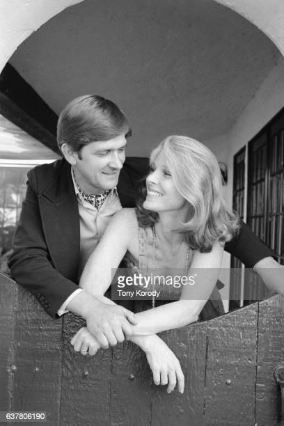 Actress Mariette Hartley with Husband Patrick Boyriven