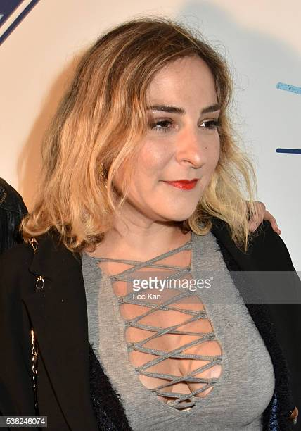 Actress Marilou Berry attends 'Ma Terrazza' Opening Party at Bus Palladium on May 31 2016 in Paris France