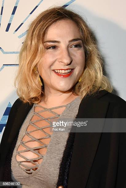 Actress Marilou Berry attends Ma Terrazza Opening Party at Bus Palladium on May 31 2016 in Paris France
