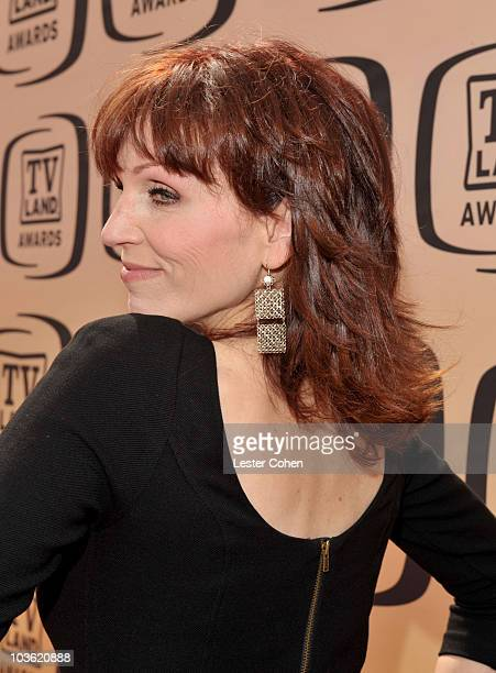 Actress Marilu Henner arrives at the 8th Annual TV Land Awards at Sony Studios on April 17 2010 in Los Angeles California