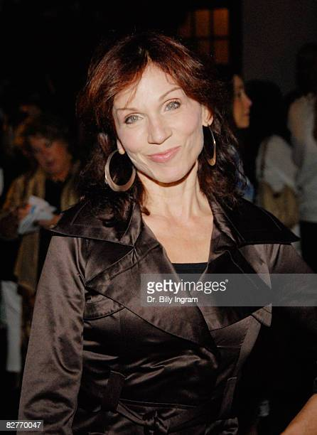 Actress Marilu Henner arrives to attend the opening night of A Bronx Tale written by and starring Chazz Palminteri recreating his tour de force...