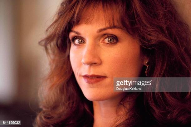 Actress Marilu Henner at Her Home