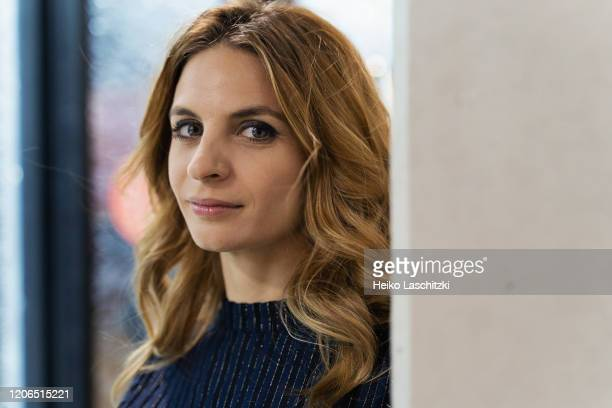 Actress Marilyn Castonguay poses for a portrait on February 25 2020 in Berlin Germany