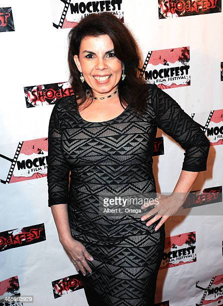 Actress Marilyn Ghigliotti attends the ShockFest Film Festival Awards held at Raleigh Studios on January 11 2014 in Los Angeles California
