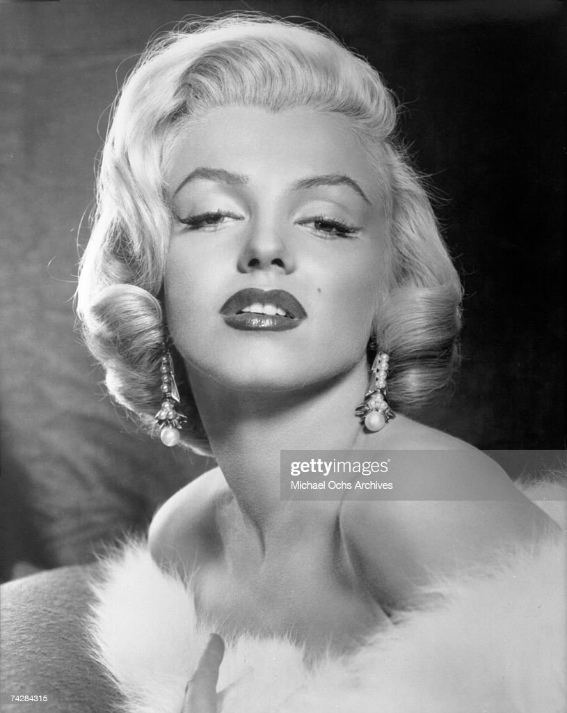 Marilyn Portrait : News Photo