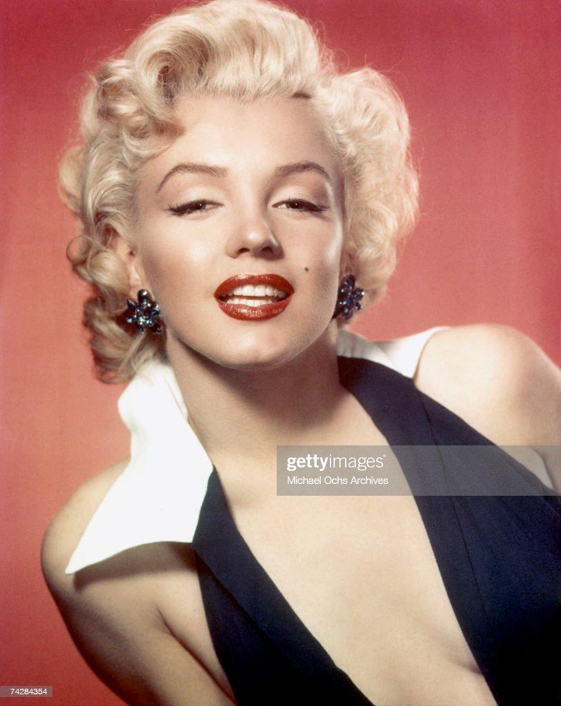 Marilyn Portrait : News Photo