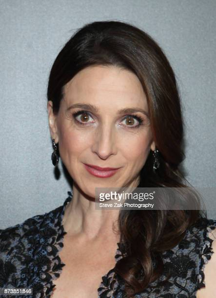 Actress Marin Hinkle attends 'The Marvelous Mrs Maisel' New York Premiere at Village East Cinema on November 13 2017 in New York City