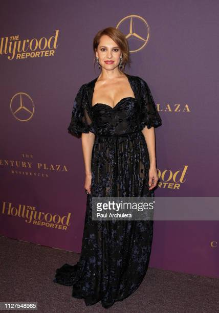 Actress Marina De Tavira attends The Hollywood Reporter's 7th annual Nominees Night at CUT on February 04 2019 in Beverly Hills California