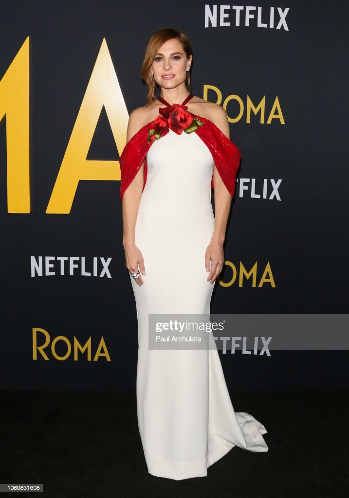 """Los Angeles Premiere Of Alfonso Cuaron's """"Roma"""" - Arrivals : News Photo"""