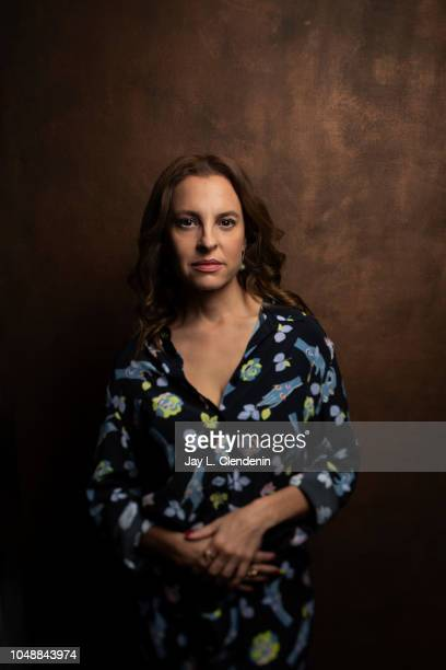 Actress Marina De Tavira from 'Roma' is photographed for Los Angeles Times on September 11 2018 in Toronto Ontario PUBLISHED IMAGE CREDIT MUST READ...