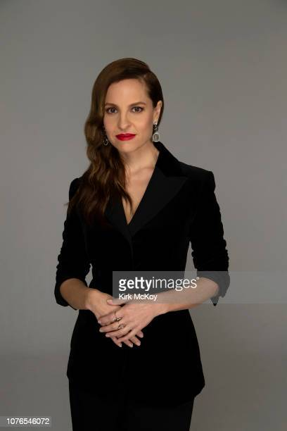 Actress Marina De Tavira is photographed for Los Angeles Times on December 20, 2018 in Bel Air, California. PUBLISHED IMAGE. CREDIT MUST READ: Kirk...