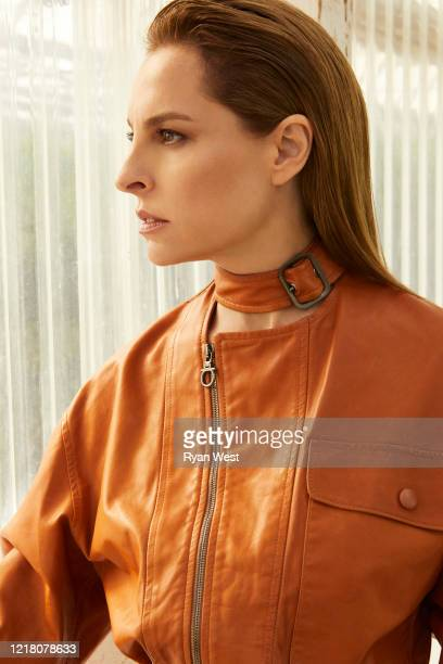 Actress Marina de Tavira is photographed for Marie Claire Magazine Mexico on November 20, 2019 in Los Angeles, California. PUBLISHED IMAGE.