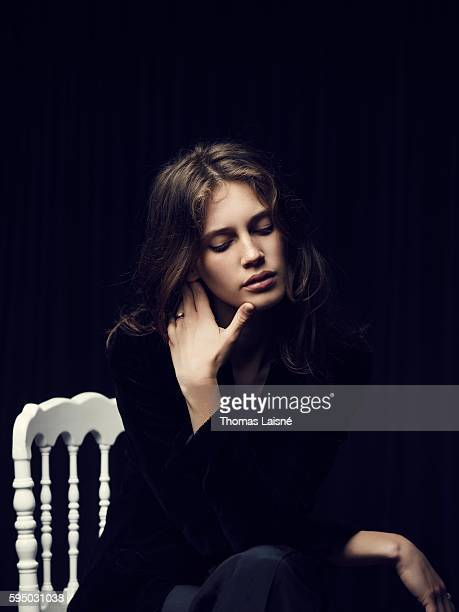 Actress Marine Vacth is photographed for Self Assignment on May 18, 2013 in Paris, France.