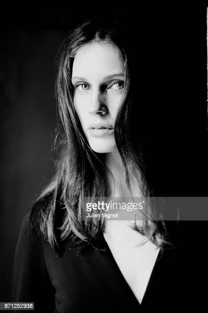 Actress Marine Vacth is photographed for UGC Magazine on June 2015 in Paris France