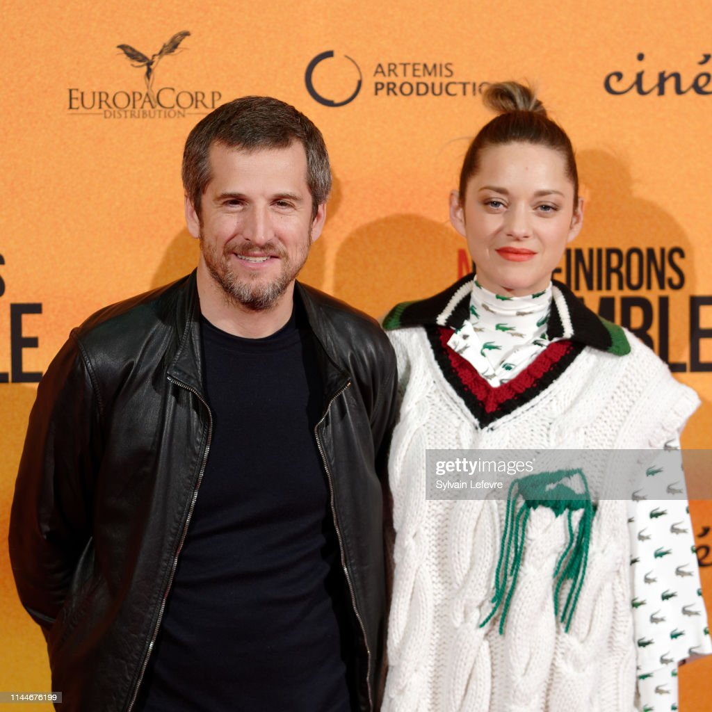 "BEL: ""Nous Finirons Ensemble"" : Photocall At UGC De Brouckere In Brussels"
