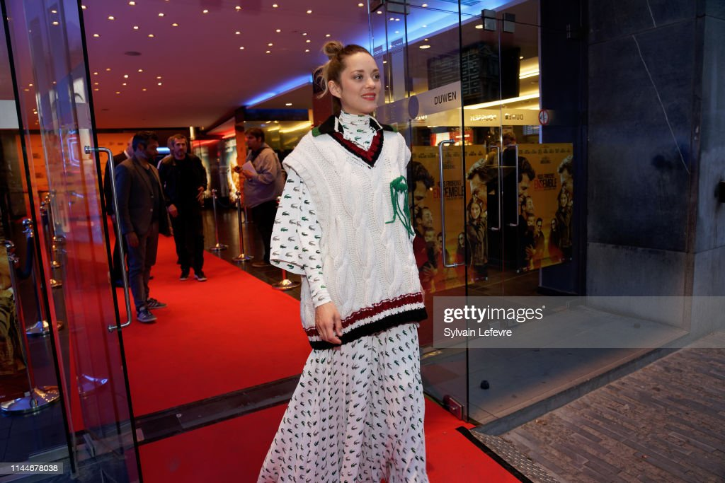 """""""Nous finirons Ensemble"""" : Photocall At UGC De Brouckere In Brussels : News Photo"""