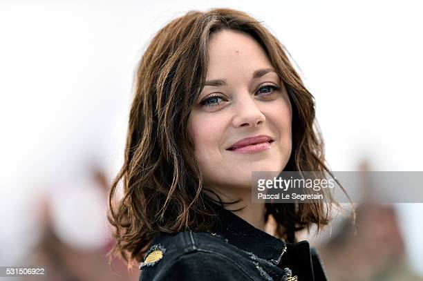"Actress Marion Cotillard attends the ""From The Land Of The Moon "" photocall during the 69th annual Cannes Film Festival at the Palais des Festivals..."